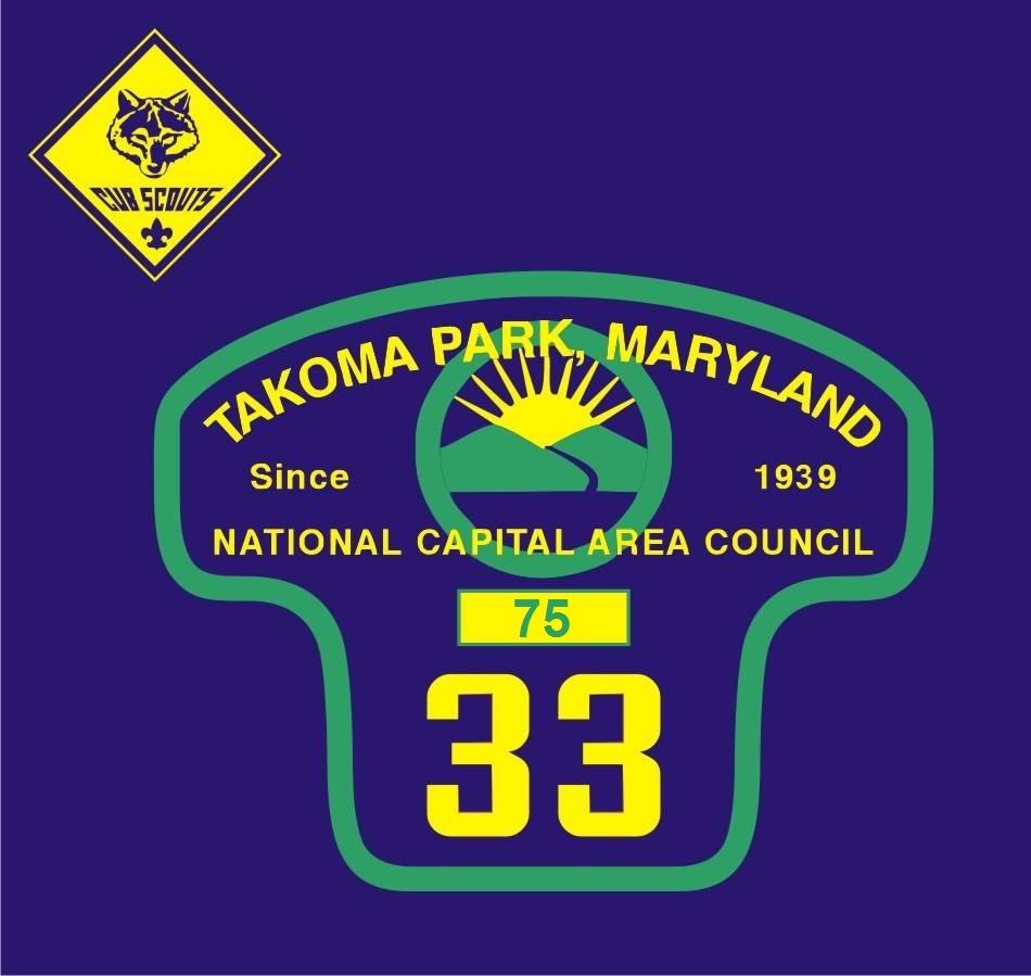 Pack 33 Logo